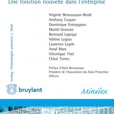 L'ADPO publie un livre sur le Data Protection Officer