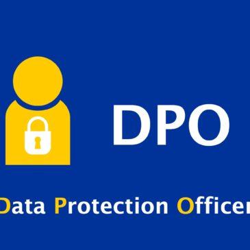 Le logo « DPO – délégué à la protection des données » est disponible auprès de la CNIL